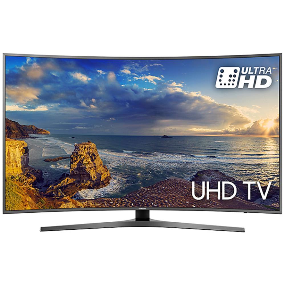 Samsung 4K Ultra HD TV UE55MU6650 normaal €1299