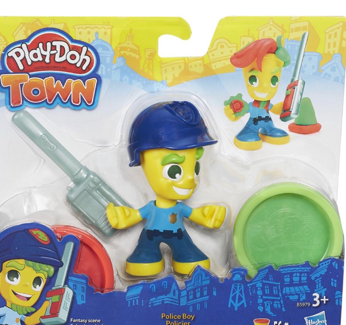 Play-Doh Town - Figuren (verschillende uitvoeringen)