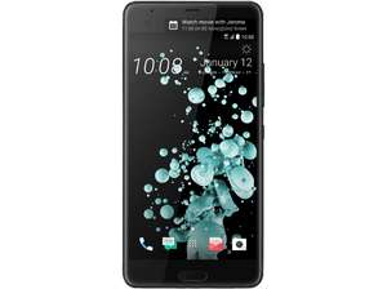 [Grensdeal] HTC U Ultra 64 gb+ 4 gb RAM  black bij Sturn/Mediamarkt.de