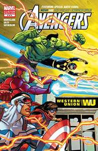 [GRATIS]  Avengers Ft. Hulk & Nova (2016) (4 Book Series) Kindle Edition bij Amazon.de
