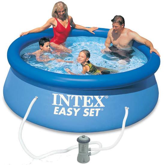 Intex Easy Set 244x76cm voor €25 @ Decathlon (Apeldoorn en Breda)