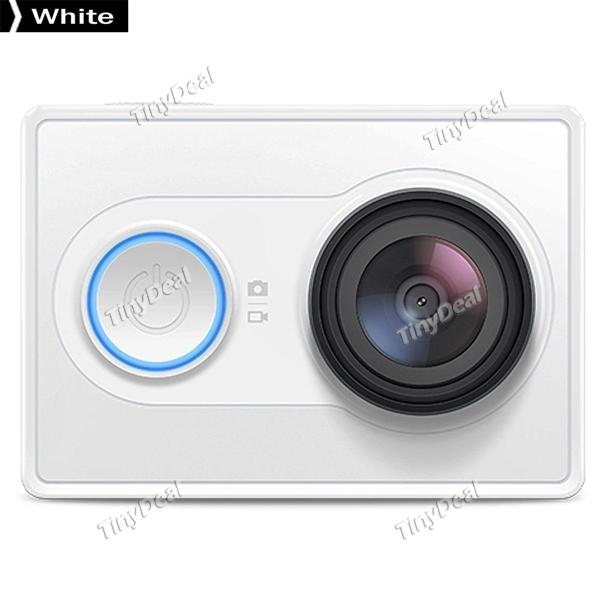 Xiaomi Yi Action Camera voor €90,23 @ Tinydeal