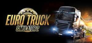 Euro truck simulator 2 voor €4,99 @steam