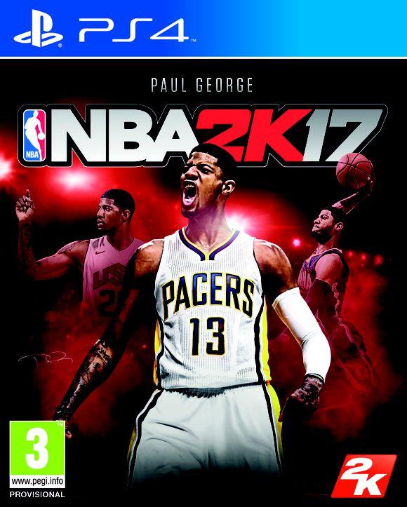 NBA 2K17 (PS4) voor €13,50 @ Coolshop