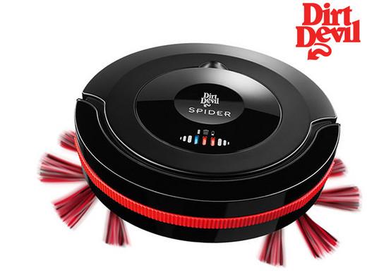 Dirt Devil Type: M607 Spider Robotstofzuiger voor €65,90 @ iBOOD