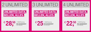 T-Mobile Unlimited mobiel internet + bellen 28,50 p/m