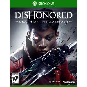 Dishonored 2 Death of the Outsider (Xbox One) voor.€4,98 @ Intertoys