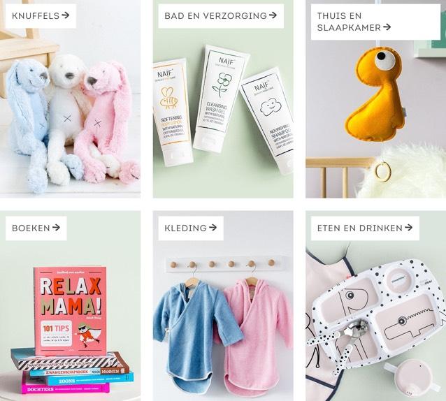 Gratis bezorging van Baby & Kids cadeau's @ Greetz