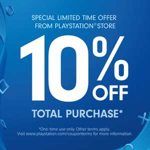 10% korting in de Amerikaanse Playstation Store