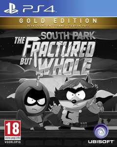 South Park: The Fractured But Whole Gold Edition (PS4/Xbox One) voor €39,99 @ YGZ