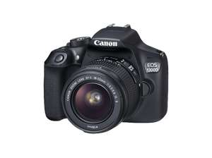 CANON EOS 1300D + 18-55mm IS II + 100EG Tas + 8GB SD @ Mediamarkt