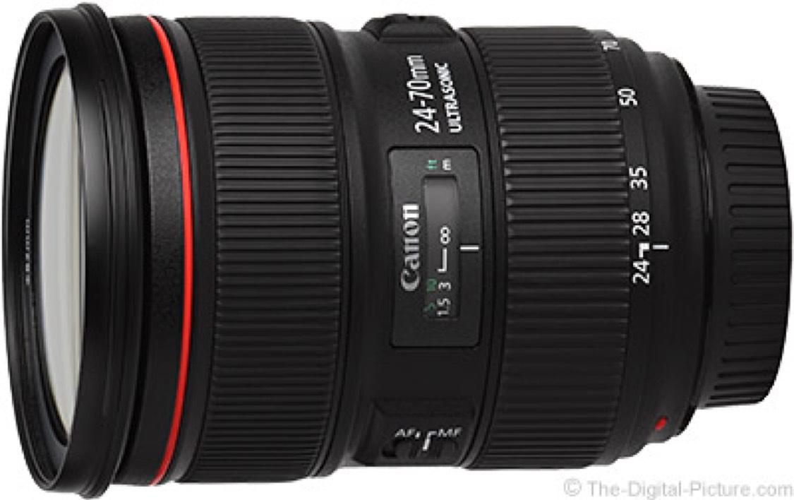 Canon 24-70 2.8 II USM