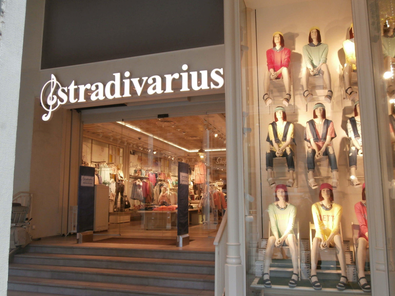 Tot 90% korting bij Stradivarius