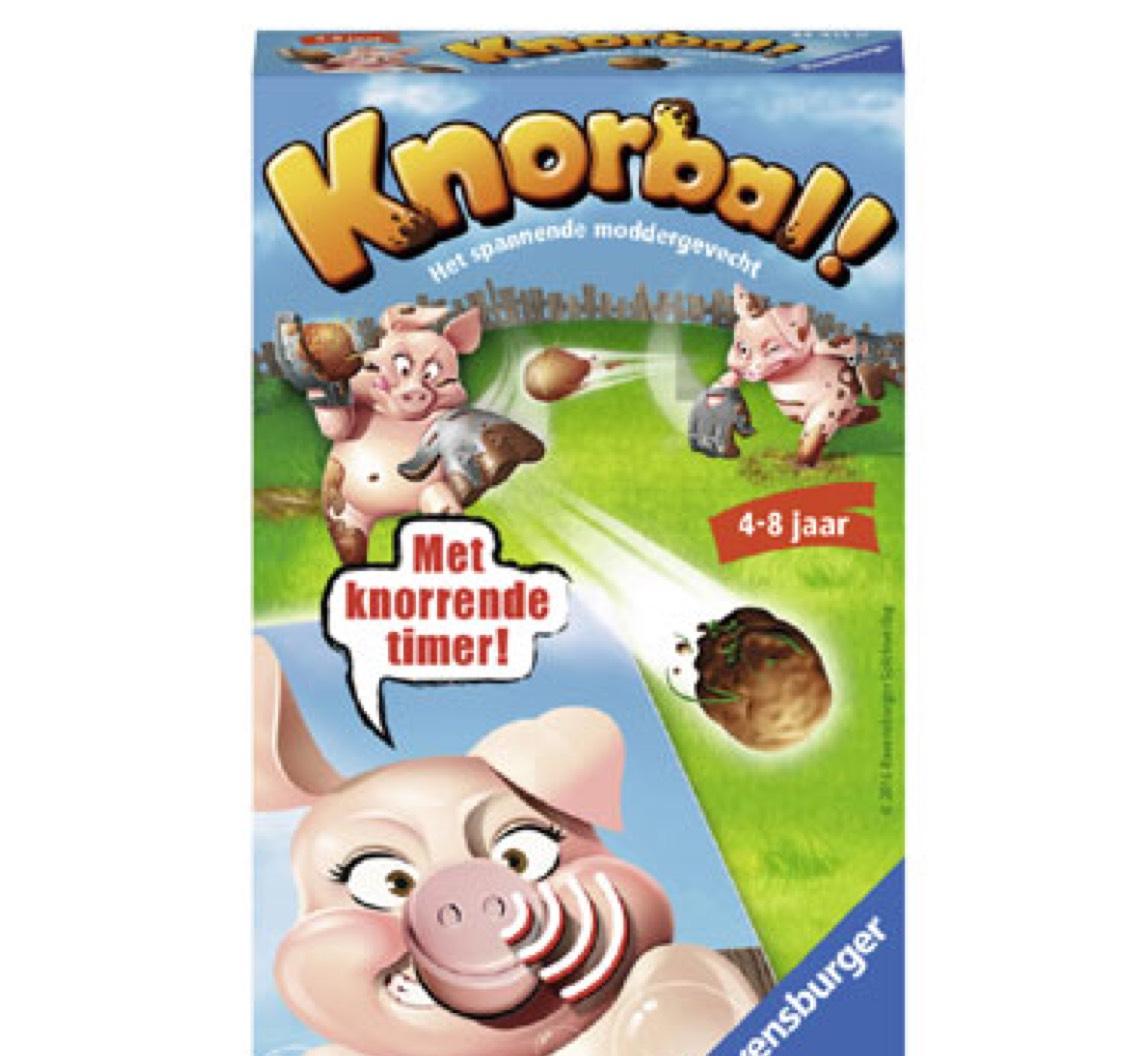 Ravensburger Knorbal - pocketspel