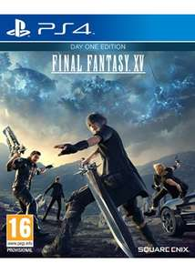 Final Fantasy XV - Day One Edition (PS4) voor €15,27 @ Base.com