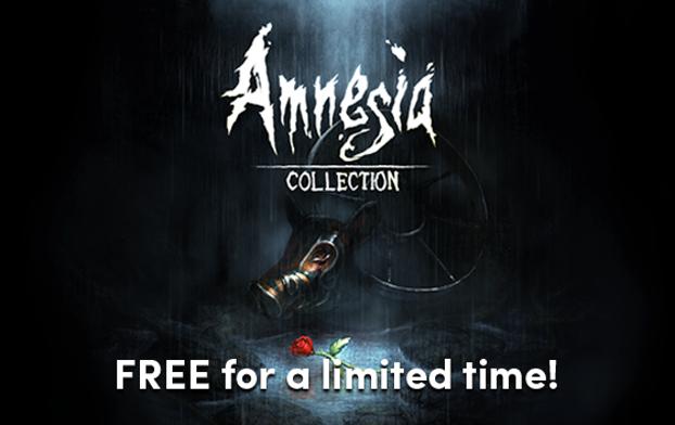 Gratis Amnesia Collection