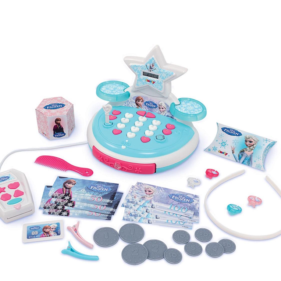 Smoby Disney Frozen Kassa van €35 voor €15