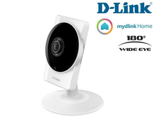 D-Link DCS-8200LH, voor €39,95 ex verzending bij Ibood