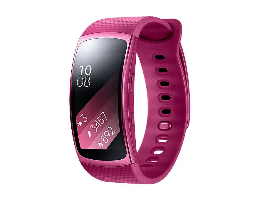 Samsung Gear Fit2 voor €99 @ Samsung
