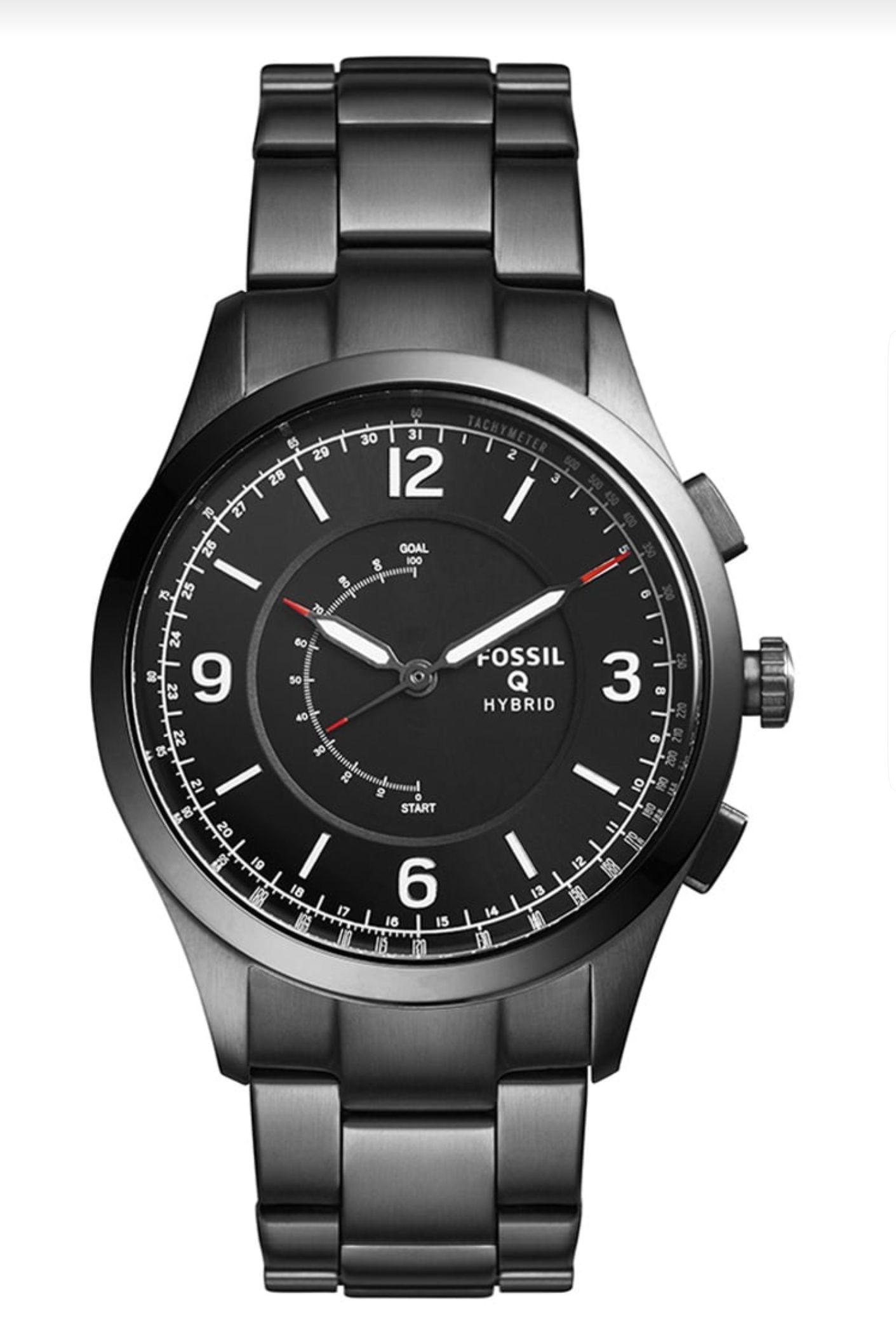 Fossil Q ACTIVIST (Hybride Smartwatch) @Zalando