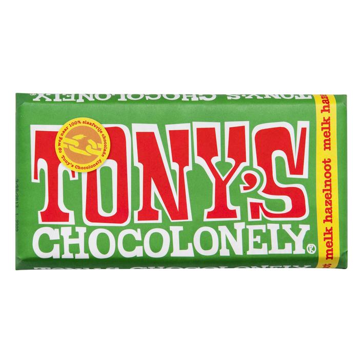vanaf ma29jan: Tony Chocolonely 180g reep voor 2.20eur. -20% via AH bonus.