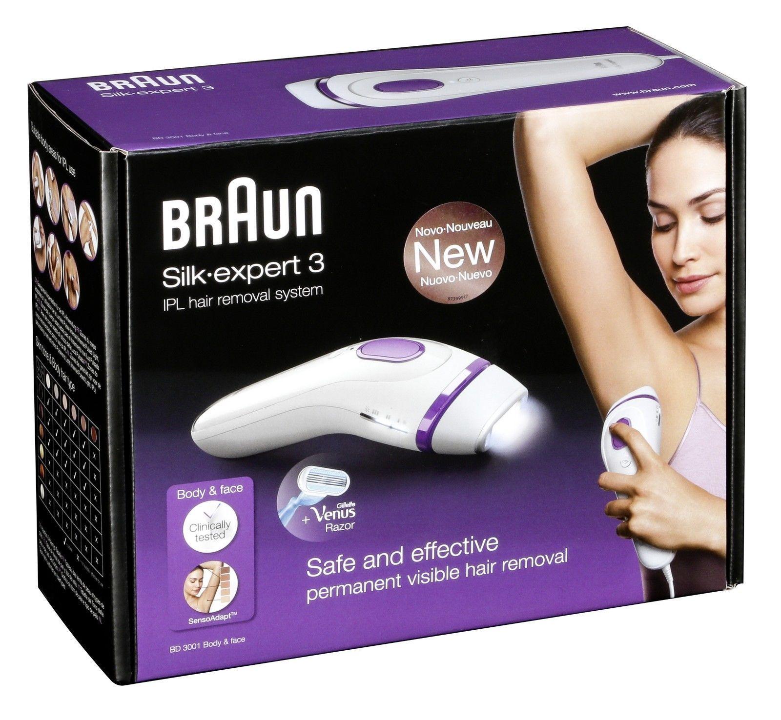 Braun IPL Silk-Expert 3 (BD3005) + gratis verzending @ Kruidvat.nl (Valentijnsdag)
