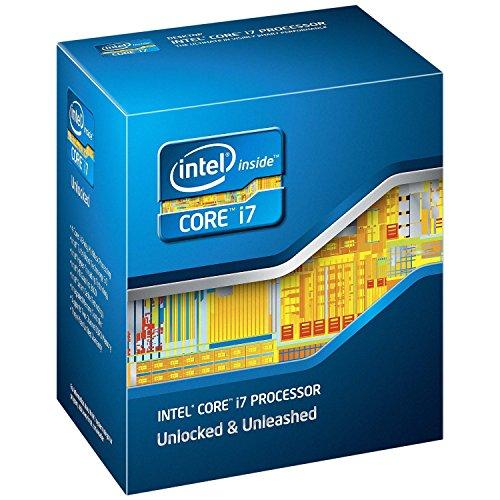 Intel Core i7 3.7 GHz Processor tijdelijk voor €255,44 @ Amazon.fr