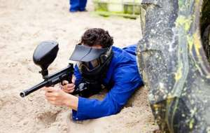 2,5 Uur Paintball / 3 Uur Airsoft @ Tripper