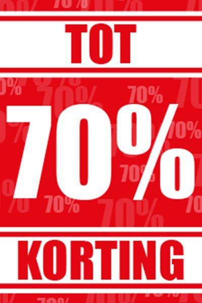 Kinderkleding Opheffingsuitverkoop, tot 70% korting
