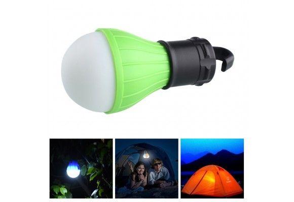 camping licht 5 watt met 3 leds verschillende standen mogelijk