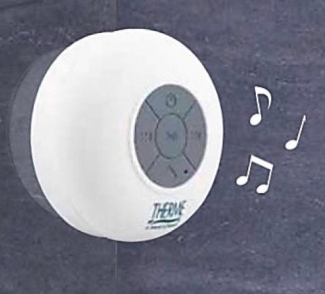 OP=OP!! GRATIS Therme waterdichte Bluetooth speaker (t.w.v. €14,99) bij aankoop van 2 actieproducten @Trekpleister & Kruidvat