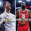 FIFA 18 + NBA LIVE 18: The One Edition-bundel (Xbox One) voor €25,75 @ Microsoft US (Gold)