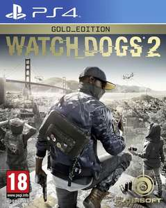 Watch Dogs 2 - Gold Edition (Nordic)