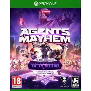 Agents of Mayhem (Xbox One/PS4) voor €9,99 @ Coolblue