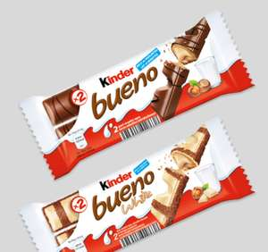 Gratis Kinder Bueno of Suprise @Shell