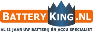 12,5% korting op alles bij BatteryKing.nl