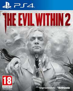 The Evil Within 2 (PS4) voor €20,99 @ Zavvi