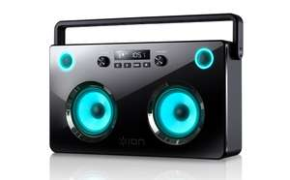 ION Spectraboom Bluetooth Boombox