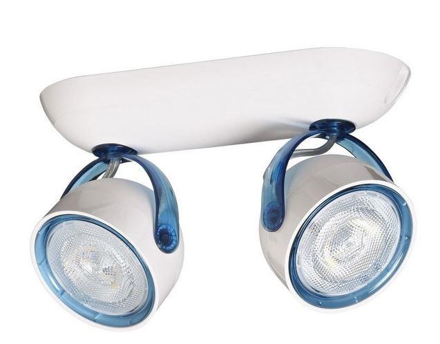 Philips 2-Spots of 3-Spots Muurlamp met 66% korting