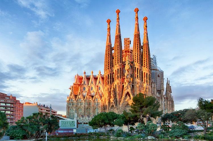 Retour Barcelona (21 Maart - 28 Maart) @ RyanAir
