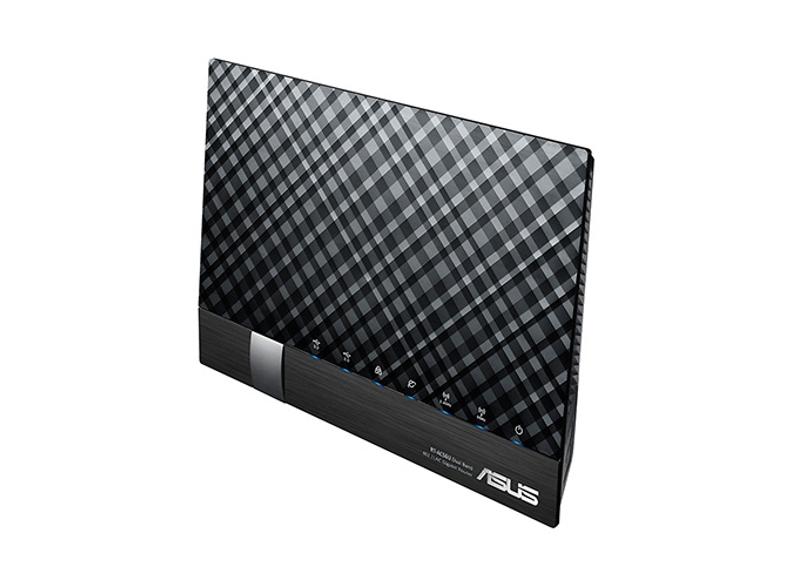 ASUS RT-AC56U dualband gigabit router voor €69,99 @ Media Markt