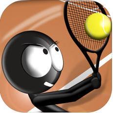 Stickman Tennis van €1,09 nu  gratis [iOs] @Appstore