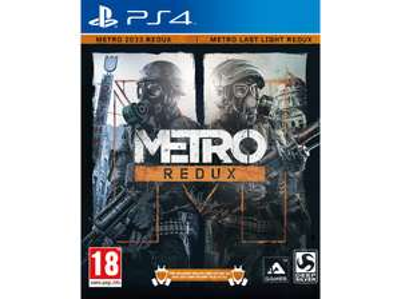 Metro Redux (PS4) voor  €20,99 @ Media Markt