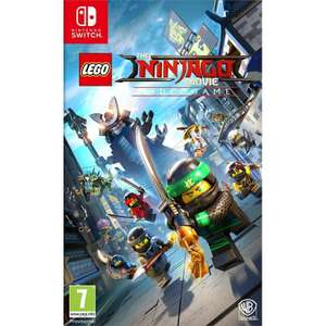 Ninjago Movie Switch / PS4