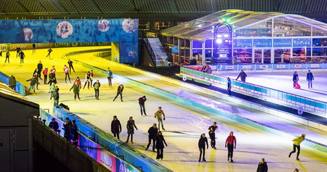 GRATIS 4 kaartjes (schaatsen in het Olympisch Stadion)