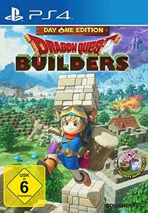 Dragon Quest Builders Day One Edition (PS4) voor €14,96 @ Amazon.de