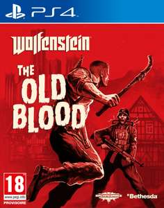 Wolfenstein: The Old Blood (PS4) voor €16,79 @ WOW HD
