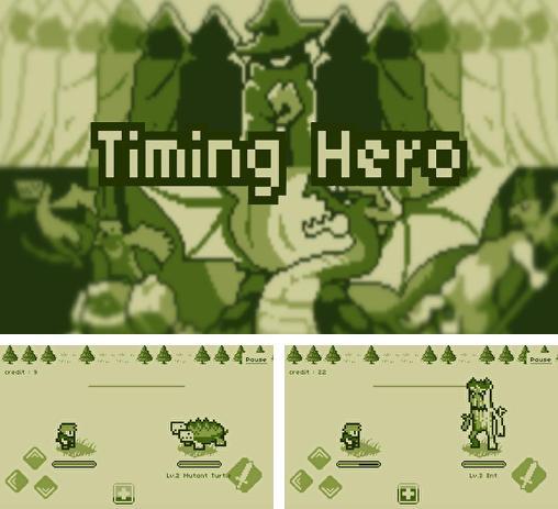 Timing Hero VIP Gratis in Play Store