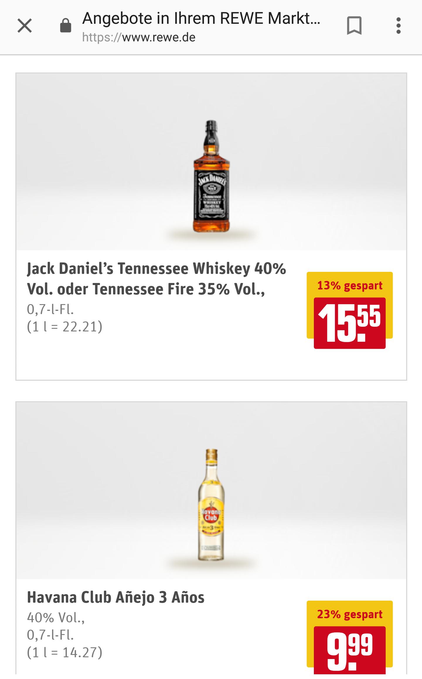 [grensdeal DE] Jack Daniels (honing) voor 15,55