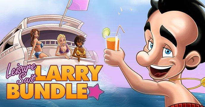 Leisure Suit Larry bundle [Steam]